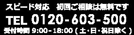 0120‐603‐500